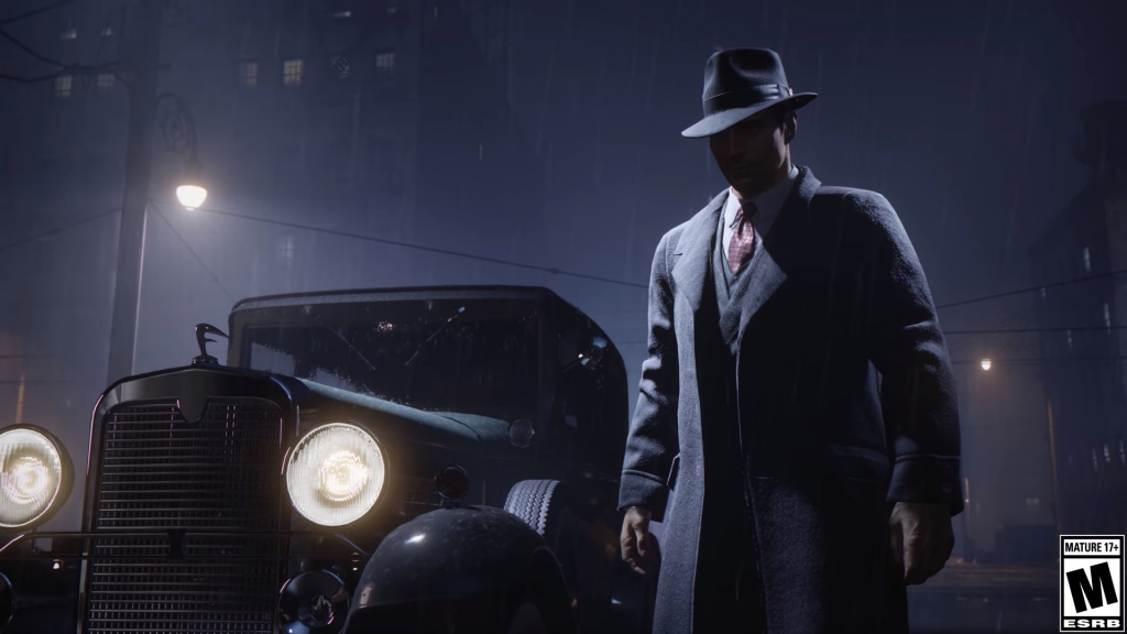 Mafia 1 Mafia remasterisée: Trilogie