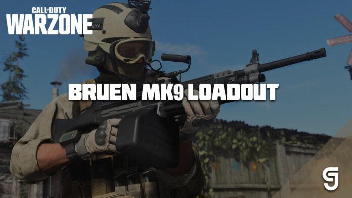 Best Bruen MK9 Warzone Loadout
