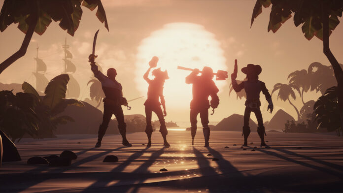 Sea of Thieves Steam Release Date