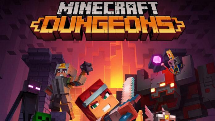 Minecraft Dungeons glitch vous permet de jouer en cross-play entre Xbox et PC