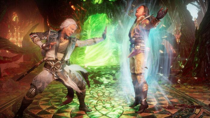 Mortal Kombat 11 Aftermath: la mort de Fujin, de nouvelles étapes et des mouvements de rupture d'armure montrés dans Kombat Kast