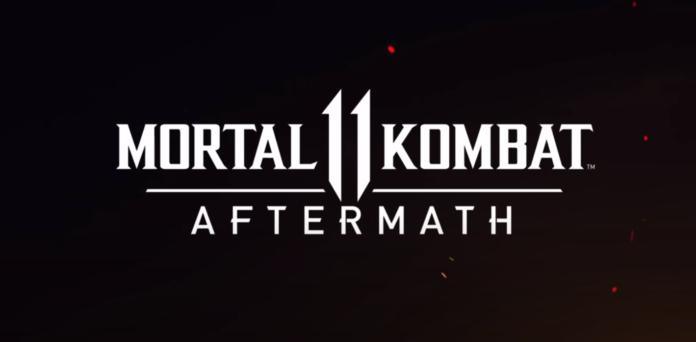 Mortal Kombat 11 Aftermath Characters Revealed: Robocop, Sheeva, Fujin
