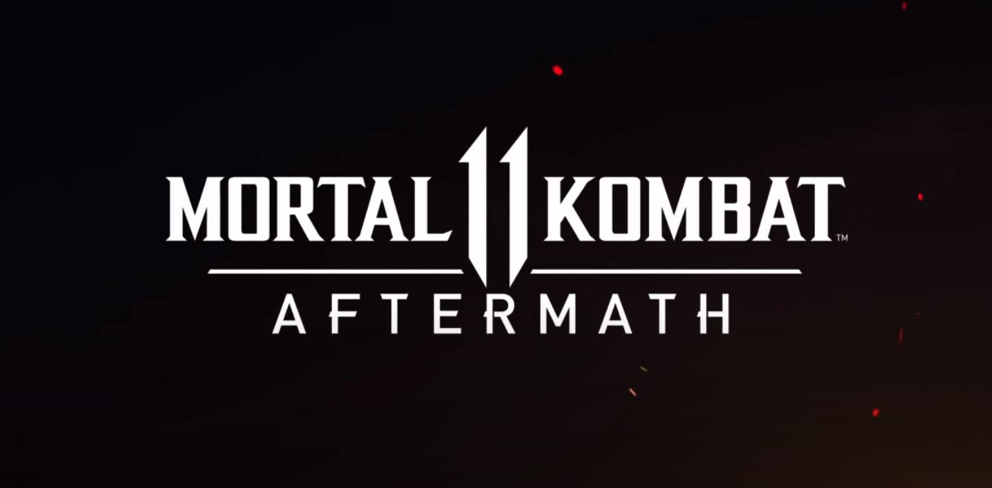 Mortal Kombat 11 Aftermath personnages révélés: Robocop, Sheeva, Fujin