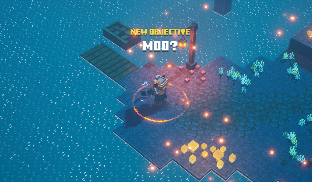 Minecraft Dungeons niveau vache secrète comment débloquer