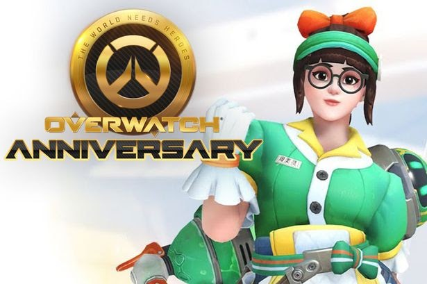 Overwatch anniversary event patch 1.48