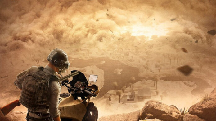 PUBG Mobile Sandstorm est arrivé sur Miramar - Comment survivre