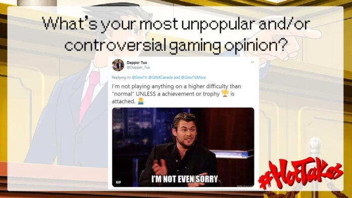 Quelle est votre opinion sur le jeu la plus controversée? Les lecteurs de GINX abandonnent leurs prises de vues impopulaires