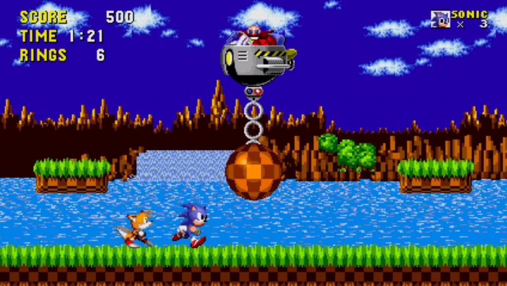 Sonic l'hérisson