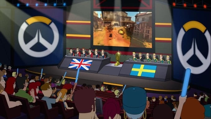 Overwatch League American Dad Overwatch World Cup Stan Smith