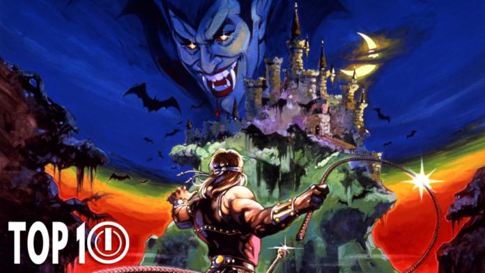 Sang, châteaux et discothèque: ce sont les 10 meilleurs jeux sanglants avec les vampires