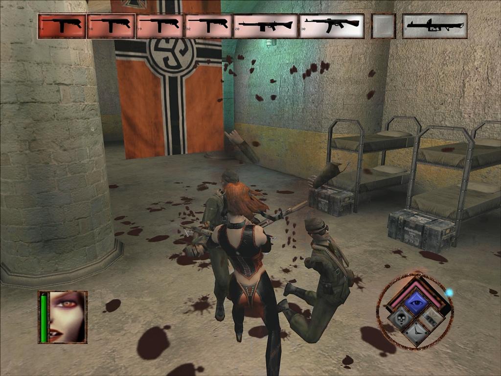 BloodRayne, Vampire Games