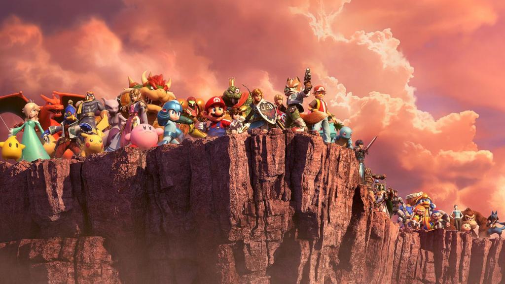 Communauté Smash Bros.Ultimate