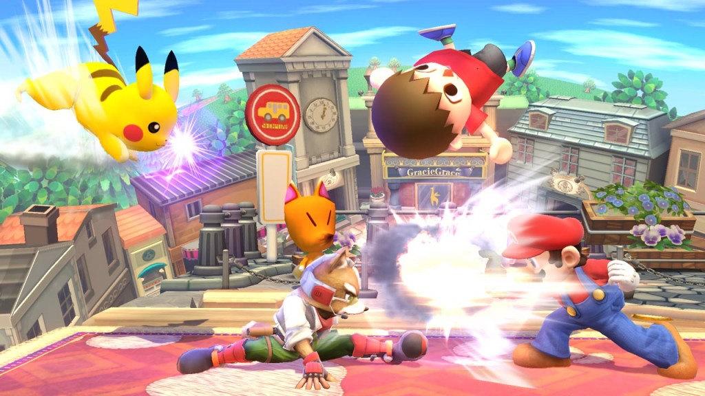 Smash Bros Ultimate