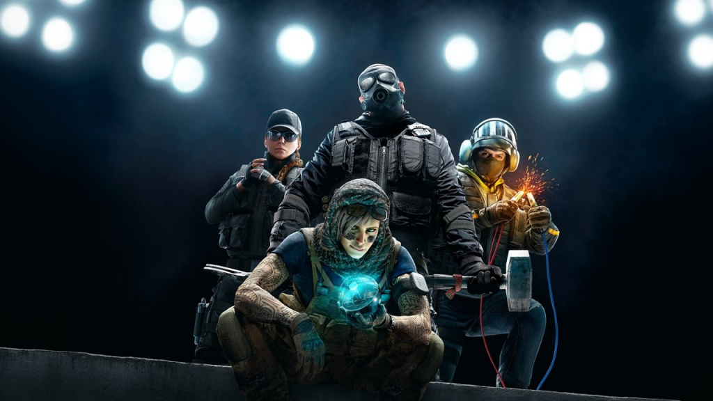 Rainbow Six Replay Feature Siege