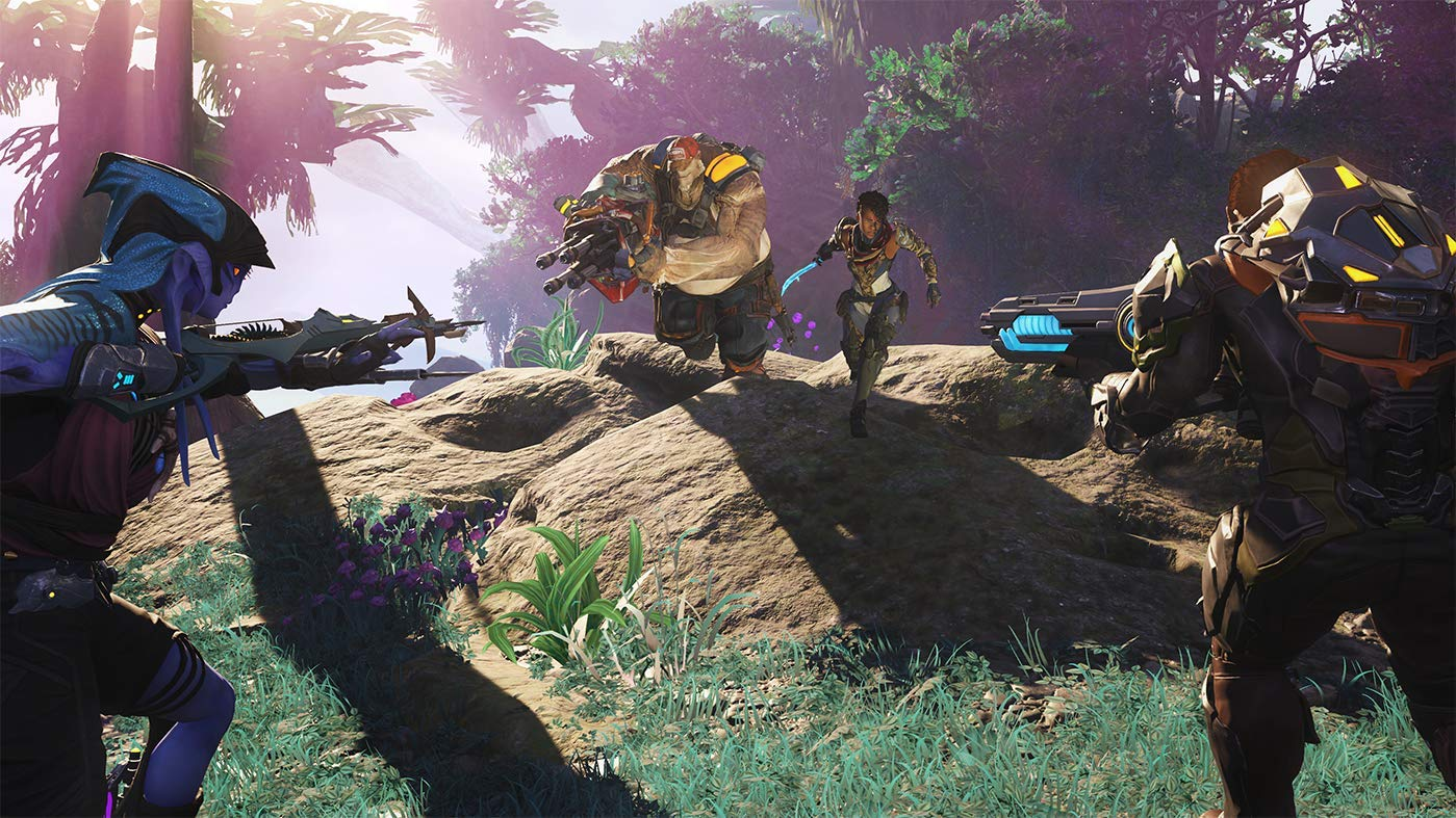 Will Crucible sortira sur Xbox One et PlayStation 4