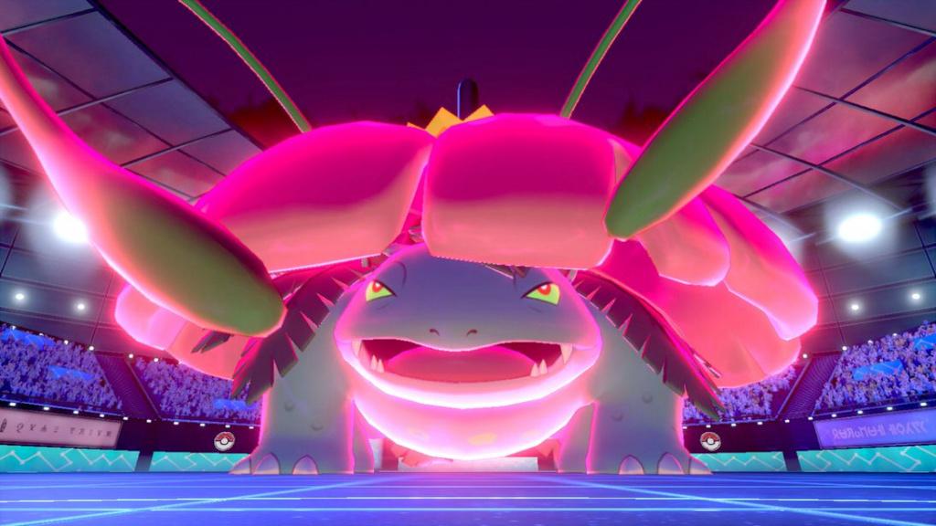 Venosaur Gigantamax Pokemon
