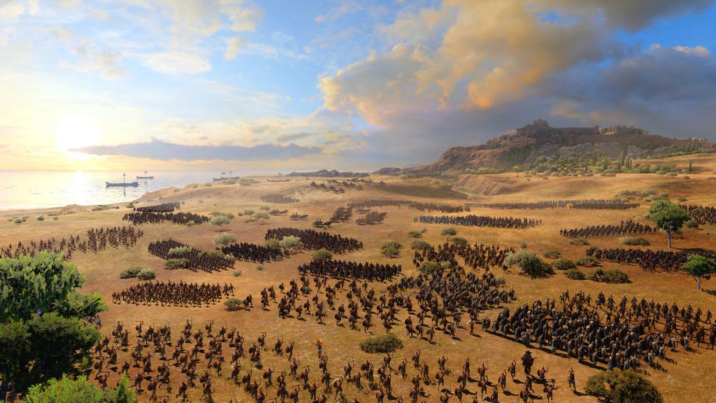 A Total War Saga: Troy gratuit