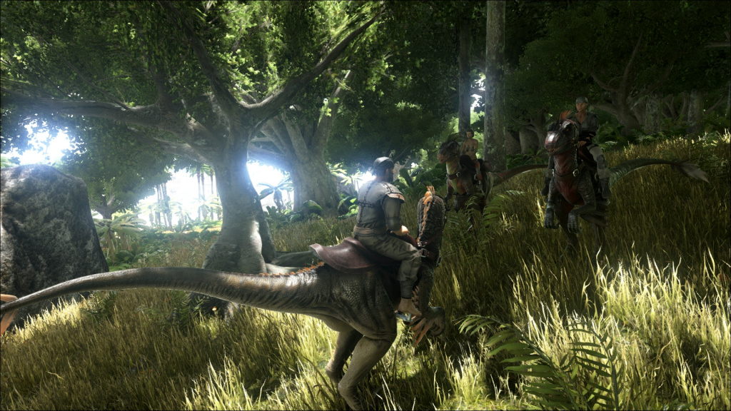 ARK: Survival Evolved boutique épique gratuite