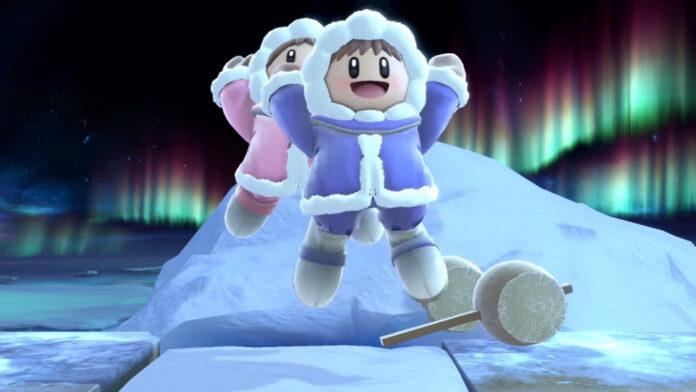 Ice Climbers Smash Ultimate Owlbbs