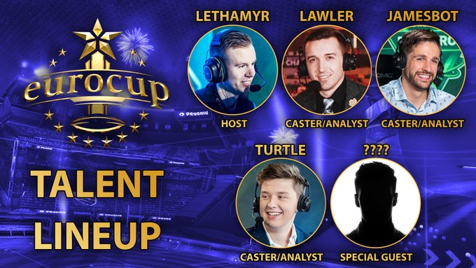 Rocket League Lethamyr EuroCup 10K Stream comment regarder les talents