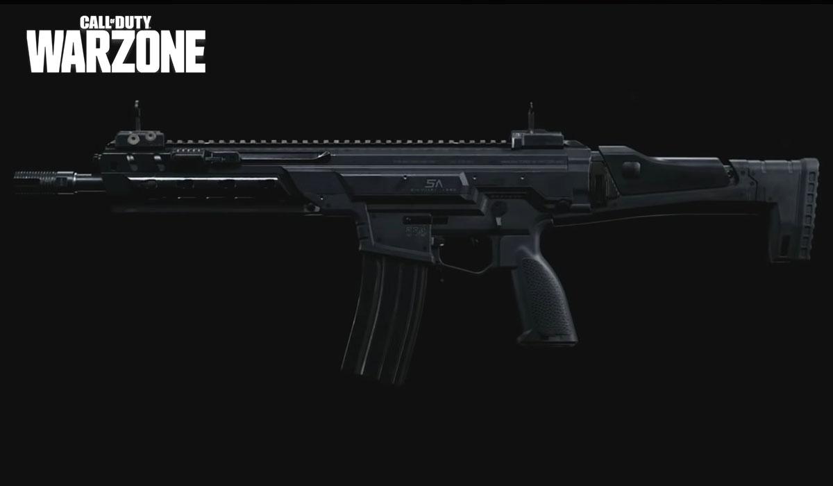 Call of Duty Warzone Meilleur chargement et configuration du Kilo 141