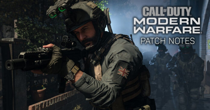 Call of Duty Modern Warfare Warzone Season 4 patch notes download size features events
