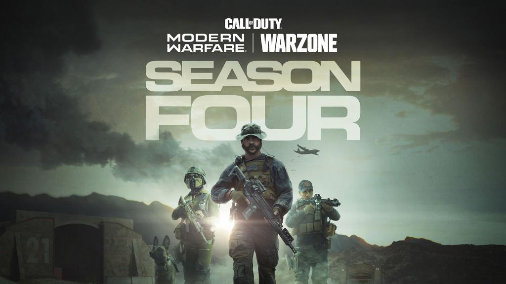 Call of Duty Modern Warfare 4 nouveaux opérateurs