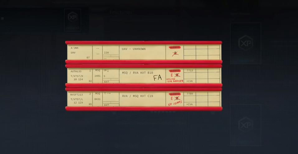 Call of Duty Saison 4 Semaine 1 - Intel 4 - Crashed Plane