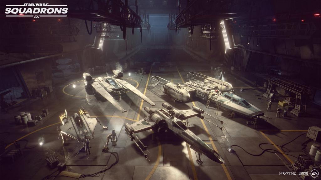 Star Wars Squadron solo multijoueur
