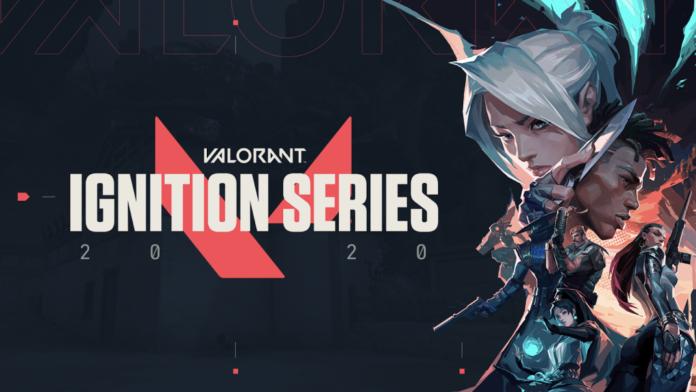 Valorant Ignition Series: Riot partenaire avec 20 organisations pour les premiers tournois officiels Valorant