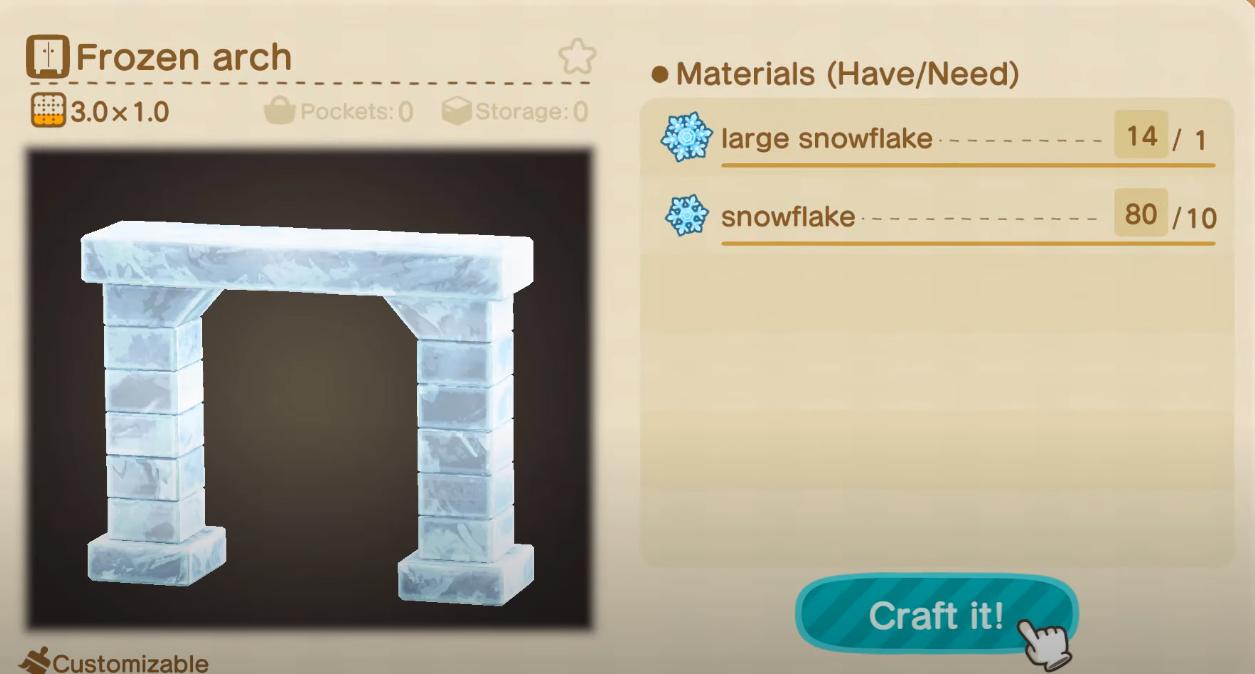 Perfect Snowman DIY Recipes - Frozen Arch
