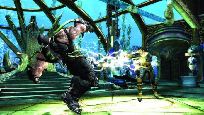 Boss Logic taquine Injustice 3 avec des images de Watchmen