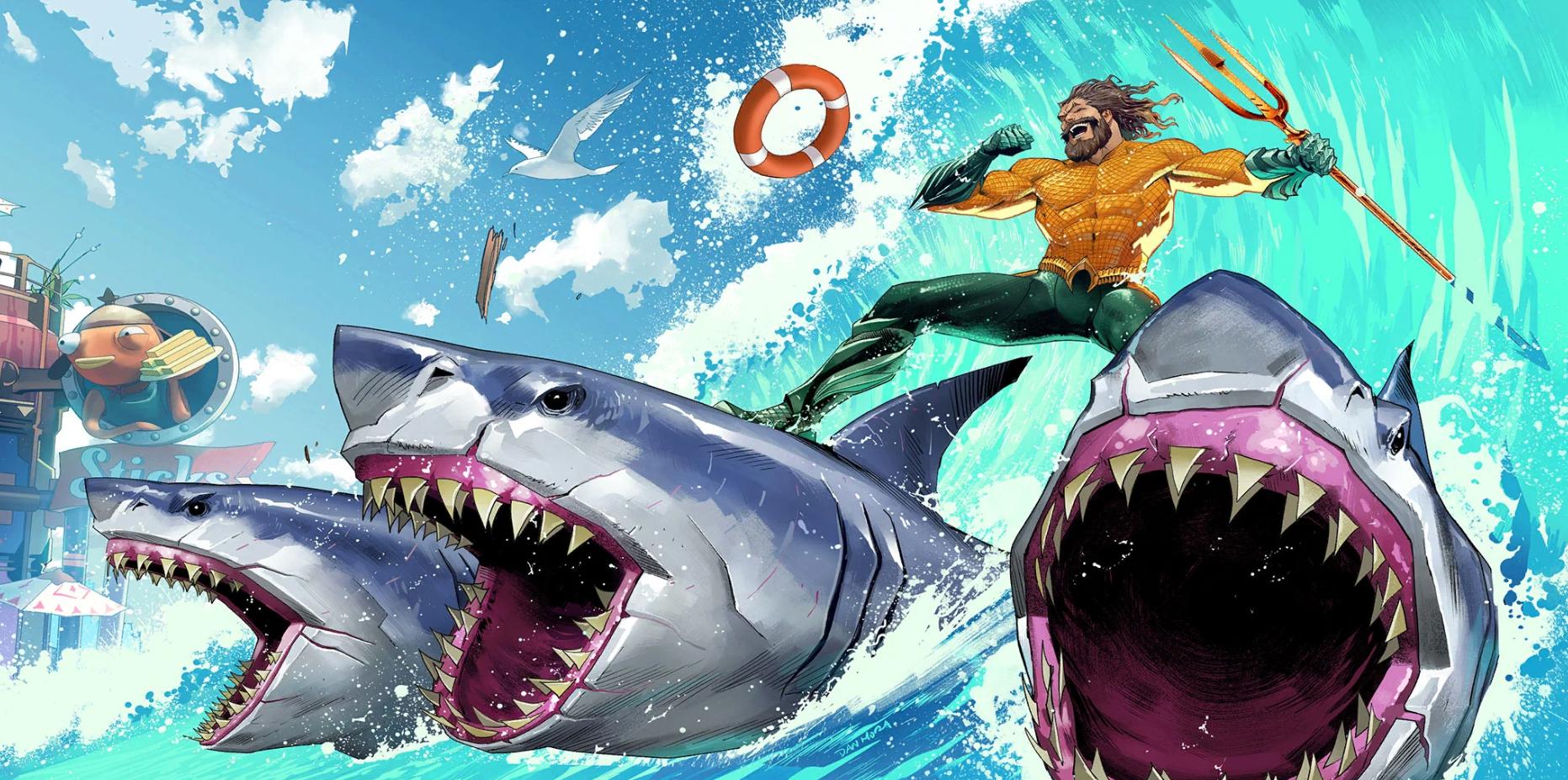 Fortnite Chapter 2 Season 3 Aquaman Week 1 King of the Beach Écran de chargement