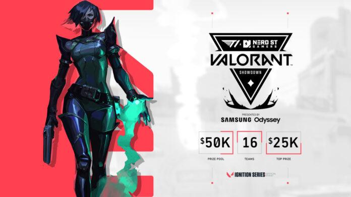 Valorant T1 x Nerd Street Gamers Showdown: calendrier, format, prize pool, équipes et comment regarder