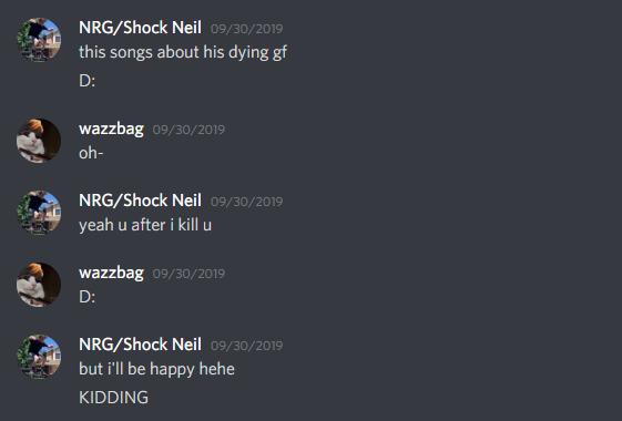 nrg shock neil
