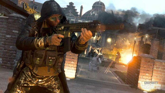 Warzone Modern Warfare Season 4 reloaded patch notes grau nerf new map