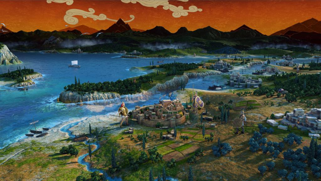 Total War Saga Troy gratuit