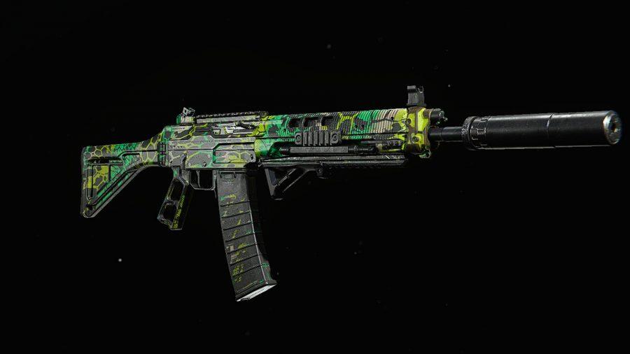Modern Warfare Warzone mise à jour de mi-saison grau nerf