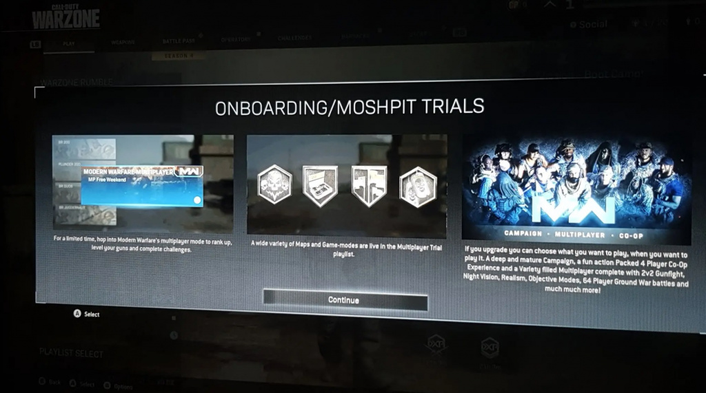 Warzone nouveaux modes Juggernaut 200 joueur Battle Royale