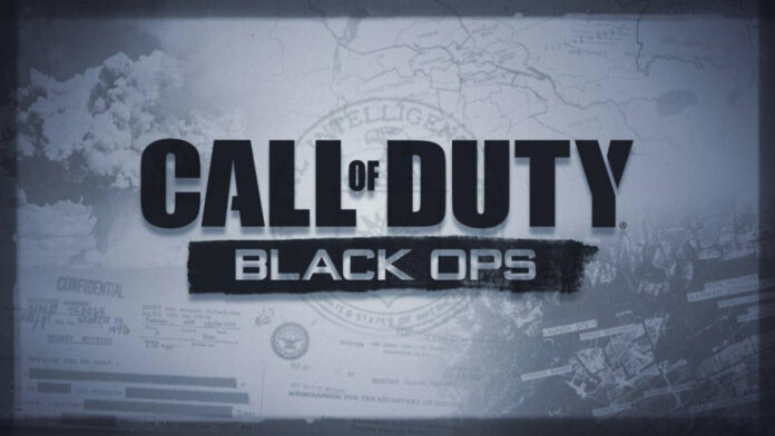 Call of Duty: Black Ops apparemment divulgué via PSN, nommé