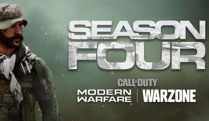 Call of Duty Modern Warfare Saison 4 Meilleurs objets à débloquer