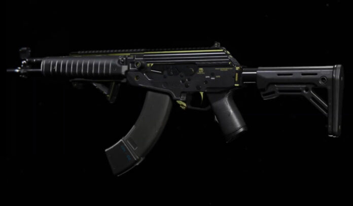 Call of Duty Warzone Best CR-56 AMAX Loadout