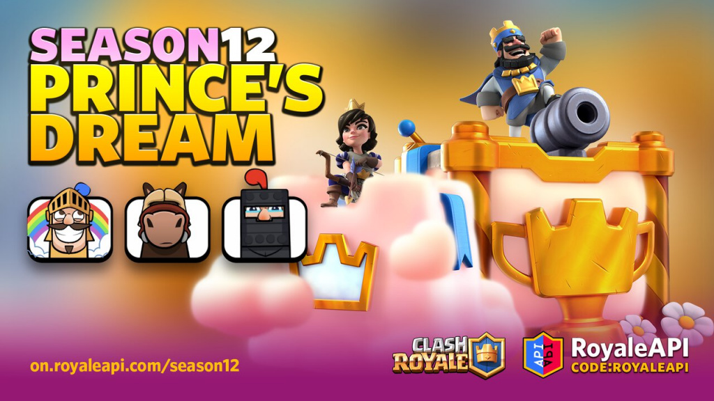 Clash Royale Saison 12 Pass Royale