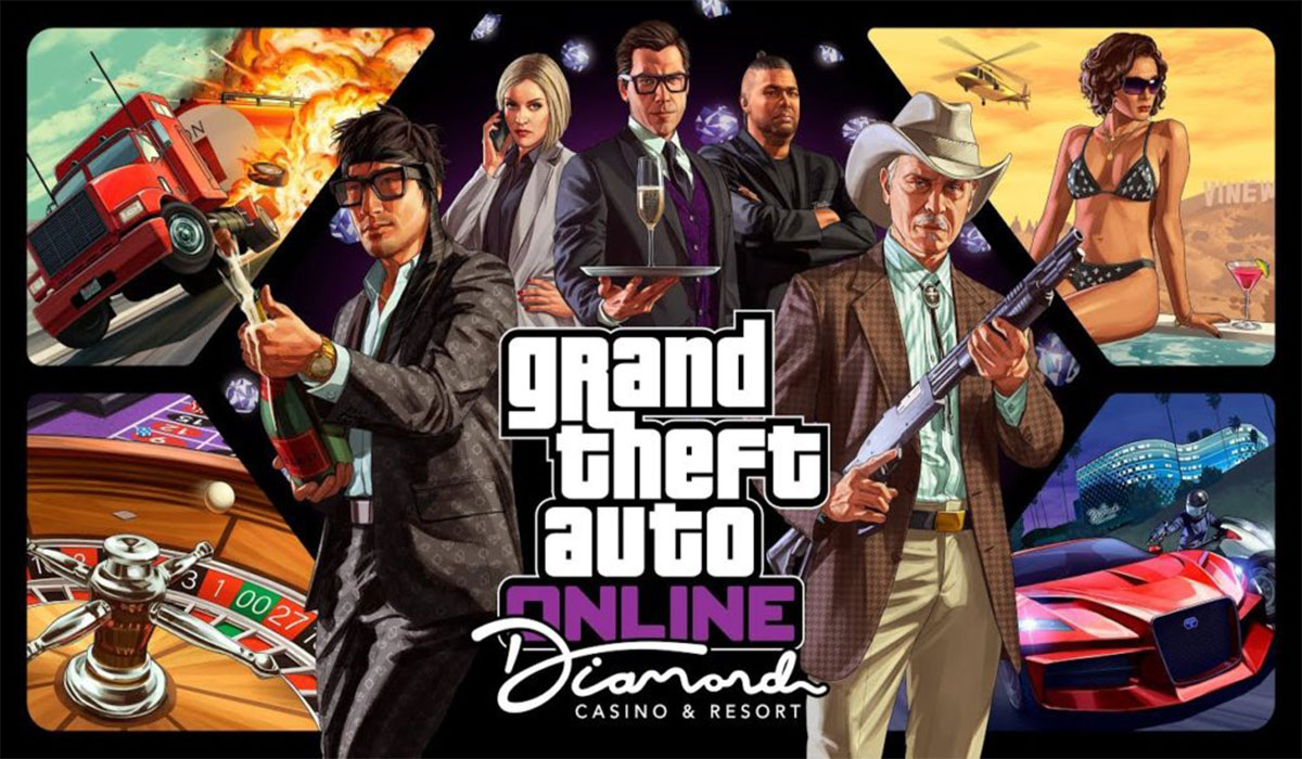 Comment battre Heist Diamond Casino GTA Online