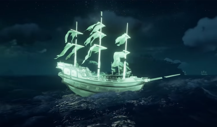 How to beat Ghost Ships in Sea of Thieves Haunted Shores