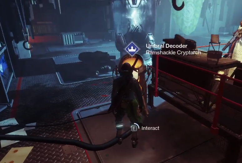 Comment décoder les engrammes ombraux dans Destiny 2