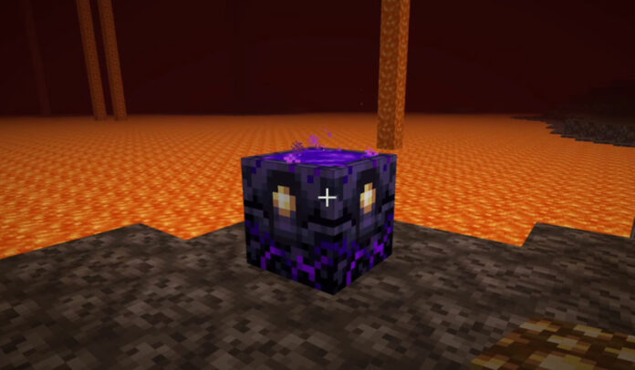 How to make a Respawn Anchor in Minecraft