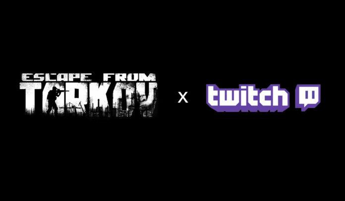 Comment obtenir Escape From Tarkov Twitch Drops