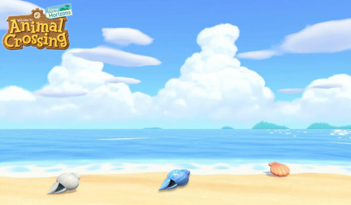 How to get Summer Shells in Animal Crossing New Horizons