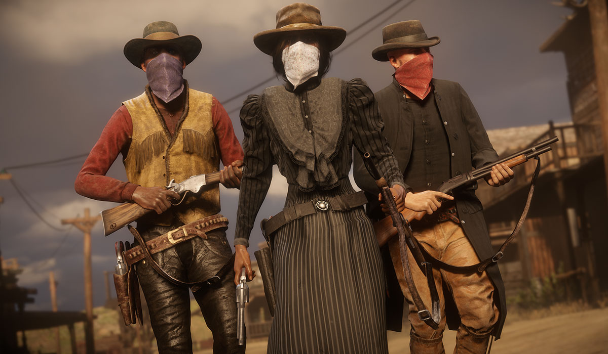 Comment gagner Gun Rush dans Red Dead Redemption 2 Online